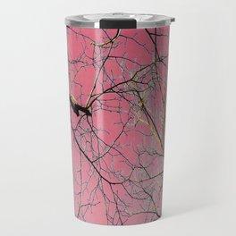 Blacky Pinky Travel Mug