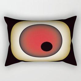 Eye Of The Sparrow Rectangular Pillow