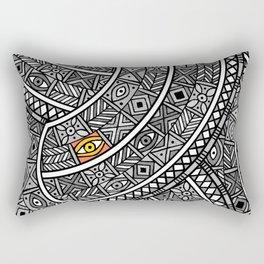 Oba Goldeneye Rectangular Pillow