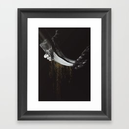Boromir the Fair Framed Art Print