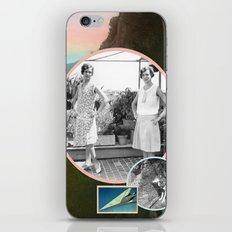 Loups iPhone & iPod Skin