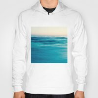 blues Hoodies featuring blues by Bonnie Jakobsen-Martin