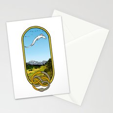 Flip Fantasia. Stationery Cards