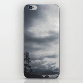 Uneasy Sea iPhone Skin