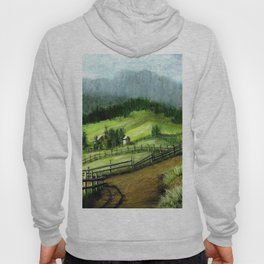 On the hills Hoody