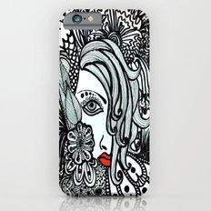 Girl in Bird iPhone 6s Slim Case