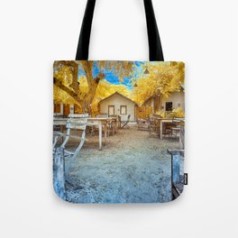 Trancoso Little Houses Tote Bag