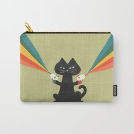 Ray gun cat Carry-All Pouch