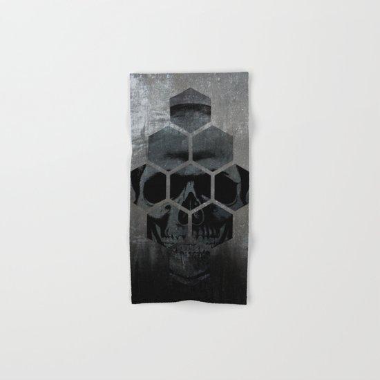 Skull texture Hand & Bath Towel