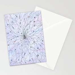 Anatomy of a Raindrop Stationery Cards