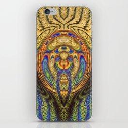Corduroy Rainbow iPhone Skin