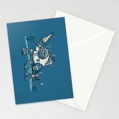 Number One Daddy Stationery Cards