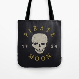 Pirate Moon Tote Bag