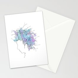 Bob Dylan/Watercolor Stationery Cards
