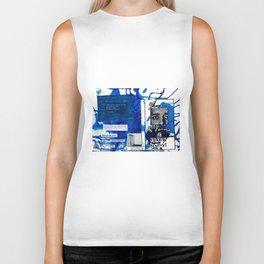 Yves Klein Biker Tank
