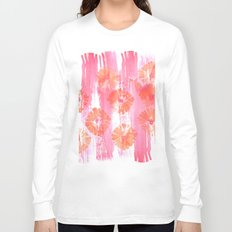 California Poppy Pop Long Sleeve T-shirt
