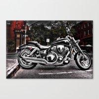 honda Canvas Prints featuring Honda 1000 by MamboDan