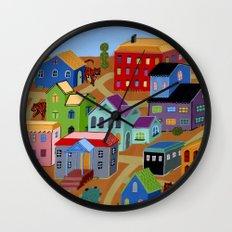 Tigertown Wall Clock