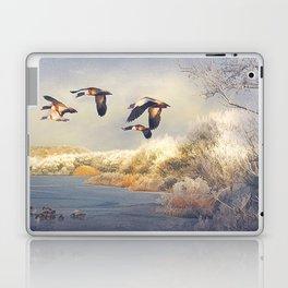 Shades of winter. Laptop & iPad Skin