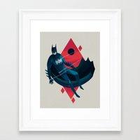 knight Framed Art Prints featuring Knight by Reno Nogaj