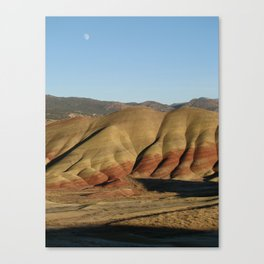 The Painted Hills I Canvas Print