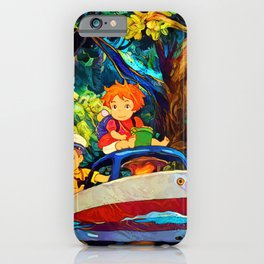 boat toy iPhone Case