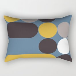 Domino 05 Rectangular Pillow