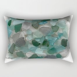 An Ocean of Mermaid Tears Rectangular Pillow