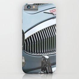 classic car - austin healey 3000 iPhone Case