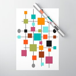 Mid-Century Modern Art 1.3.1 Wrapping Paper