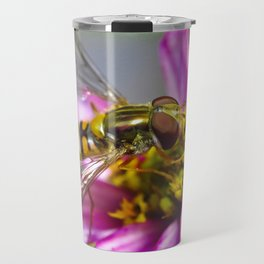 The Marmalade hoverfly (part 2) Travel Mug