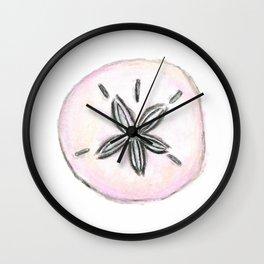Sanddollar Wall Clock