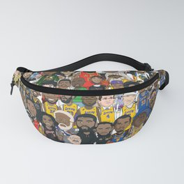 Basketball Culture Fanny Pack