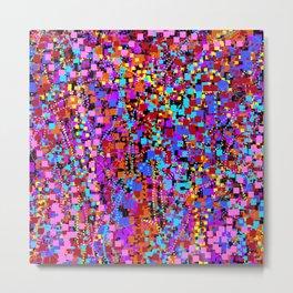 field of squares 2 Metal Print