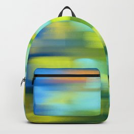 Night Train Journey Backpack