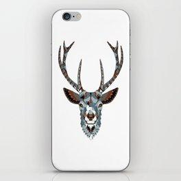 Ornate Buck Deer iPhone Skin