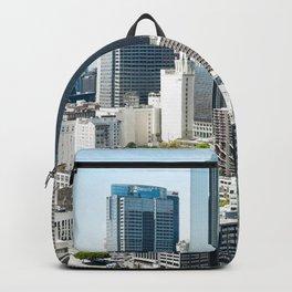 LA Skyscrapers Backpack