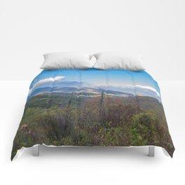 Blue Ridge Peaks Comforters
