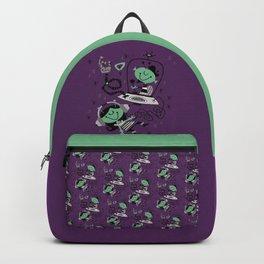 Jazzy space beatniks Backpack