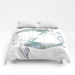 Pisces Swim Comforters