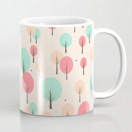Pastel Forest Coffee Mug