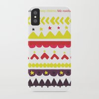 the xx iPhone & iPod Cases featuring xx by Marcela Homrich