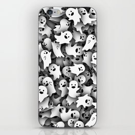 Little ghosts iPhone Skin