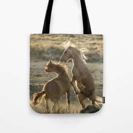 Rough Play Tote Bag