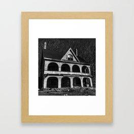 The Cedars Framed Art Print