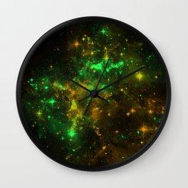 Infinite Universe Wall Clock
