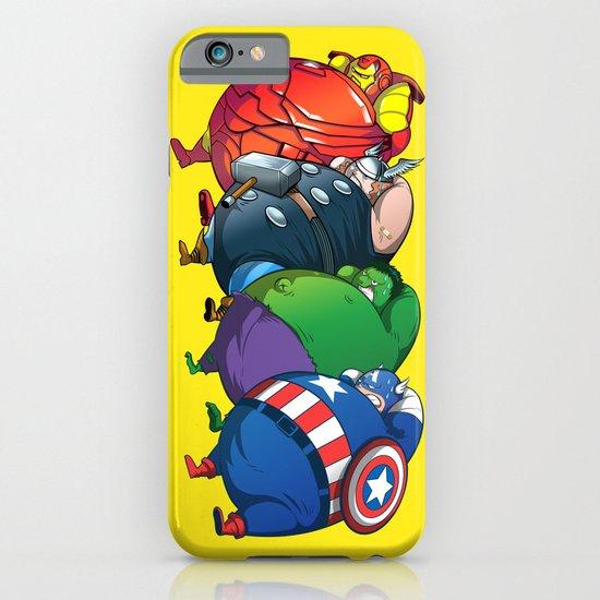 TUBY : Avengers iPhone & iPod Case