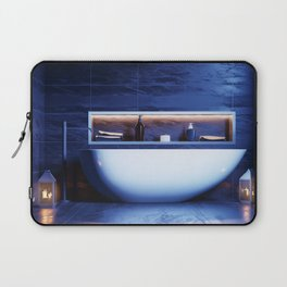 Bathroom v1 Laptop Sleeve