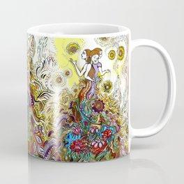 Agota Krnacs Illustration©2012 Coffee Mug