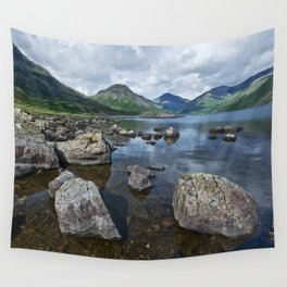 Wastwater English Lake District Wall Tapestry